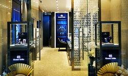 เปิดตัวบูติกนาฬิกา Grand Seiko แห่งแรกในเอเชียตะวันออกเฉียงใต้