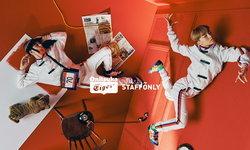 ฉลองครบรอบ 70 ปี คอลเลคชั่นคอลแลปส์ครั้งที่ 4 Onitsuka Tiger × STAFFONLY