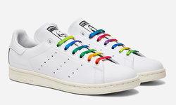 Stella McCartney x adidas เปิดตัวรองเท้าผ้าใบเป็นมิตรต่อสิ่งแวดล้อม