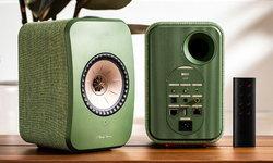 KEF สุดยอดลำโพง Hi-end เปิดตัว KEF LSX Wireless Stereo