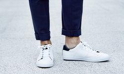 4 วิธีดูแลรักษารองเท้าผ้าใบ ให้สะอาดเหมือนใหม่