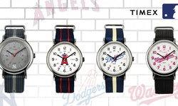 Timex x MLB จากกีฬาเบสบอลสู่แฟชั่นสตรีทแบรนด์