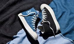 Converse จับยีนส์มือสองมารีไซเคิลใหม่ให้กลายเป็นรองเท้า