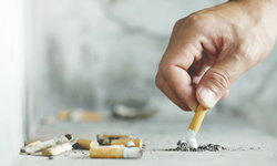 อันตรายจากควันบุหรี่มือสาม