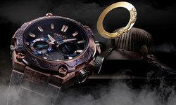 G-Shock เปิดตัวนาฬิการุ่นใหม่ แรงบันดาลใจจากหมวกเกราะนักรบ