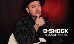 "G-SHOCK เปิดตัวนาฬิการุ่นใหม่ ""โอ๊ต ปราโมทย์"" ขึ้นแท่นพรีเซ็นเตอร์"