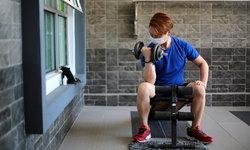 ใส่หน้ากากอนามัยขณะออกกำลังกายมีข้อดี-ข้อเสีย อย่างไร?