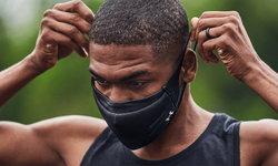 Under Armour เปิดตัวหน้ากากผ้าที่ออกแบบมาเพื่อนักกีฬาโดยเฉพาะ