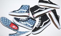 Supreme จับมือ Vans ปล่อยรองเท้าคอลเลคชั่นฤดูร้อน-ฤดูใบไม้ผลิ 2020