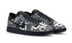 COMME des GARÇONS x Nike Dunk Low ปล่อยรองเท้ายูนิเซ็กซ์รุ่นพิเศษ