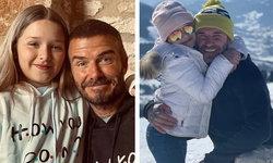10 โมเมนต์อาการหลงลูกสาวหนักมากของเดวิด เบ็คแฮม และฮาร์เปอร์ เซเว่น