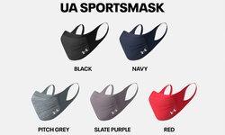 กลับมาอีกครั้งกับ UA SPORTSMASK พร้อม 4 สีใหม่ และรุ่นพิเศษ Project Rock