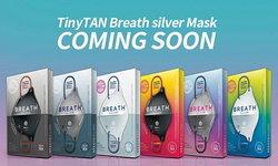 BREATH SILVER THAILAND เผยโฉมหน้ากากรุ่นลิมิเต็ด