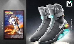 NIKE MAG : รองเท้าสุดล้ำผูกเชือกเองได้จาก BACK TO THE FUTURE ที่เป็นตำนานทั้งในและนอกจอ