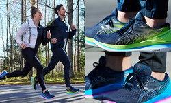 ASICS เปิดตัวรองเท้าวิ่งรุ่นใหม่จากซีรีย์ ENERGY SAVING กับ GLIDERIDE™ 2 และ EVORIDE™ 2