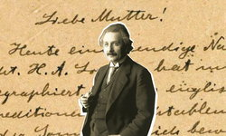 Love Letters : จดหมายรักลับ ๆ ของ ไอน์สไตน์ กับสายลับโซเวียต