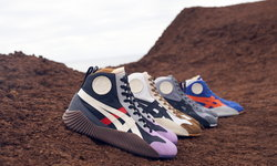 Onitsuka Tiger เปิดตัวซีรีส์รองเท้า ACROMOUNT รองเท้าผ้าใบดีไซน์ร่วมสมัย