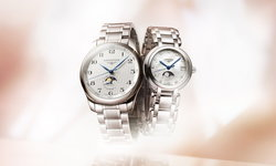 นาฬิกาคู่รัก LonginesWondersOfLove ของขวัญสุดพิเศษเรือนเวลาแห่งคู่รัก