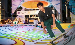เก่ง จักรินทร์ : นักออกแบบ Surf Skate Wave Ramp ที่ยาวที่สุดในไทย