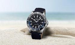 ก้าวข้ามท้องทะเลที่กั้นกลางระหว่าง 2 เขตเวลากับ Mido Ocean Star GMT