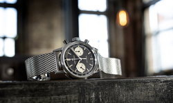 Intra-Matic Chronograph H นาฬิการะบบโครโนกราฟแบบไขลานรุ่นใหม่ล่าสุด
