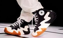 Converse ปรับ DNA ของรุ่น Chuck Taylor All Star เปิดตัวรุ่น Run Star Motion