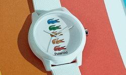นาฬิกา Lacoste x Polaroid งานคอลลาบอเรชั่นสุดสร้างสรรค์ครั้งใหม่