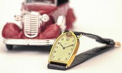 นาฬิกา Mido ของเอตอเร่ บูกัตติ (Ettore Bugatti) ได้รับการประมูลไปกว่า 10 ล้านบาท