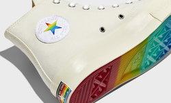 Converse Pride 2021 แคปซูลคอลเลคชั่นรองเท้าและเครื่องแต่งกาย