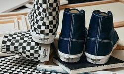 Vault by Vans เตรียมปล่อยรองเท้าลายกระดานหมากรุกและสีน้ำเงินคลาสสิก