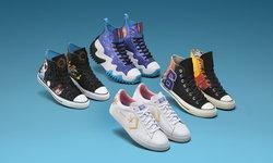 คอลเลคชั่นเสื้อผ้า-รองเท้า Converse The Space Jam: A New Legacy