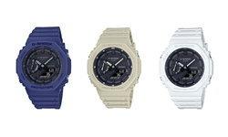 G-SHOCK เตรียมปล่อยนาฬิกา 3 สีใหม่ ในคอลเลคชั่น CasiOak