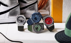 G-SHOCK เปิดตัวนาฬิกาโมเดลล่าสุด GM-2100 และ GM-S2100 กับคอนเซ็ปต์ Wear Your Vibe