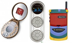 10 โทรศัพท์มือถือที่คุณไม่อยากจดจำ
