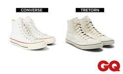 8 รองเท้าผ้าใบสีขาวที่คุณต้องโดน