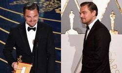 ลีโอนาโด ดิคาปริโอ หล่อตั้งแต่ศีรษะจรดปลายเท้า Oscar 2016