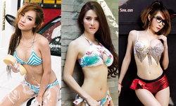 เซ็กซี่คาร์วอช แรงทุกอณู สาวเซ็กซี่ไทย-ญี่ปุ่น ตบเท้า Bangkok Auto Salon 2016