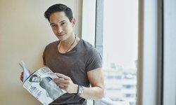 เปิดใจ หลุยส์ สก๊อต กับบทบาทใหม่ บรรณาธิการบริหาร Men's Fitness Thailand