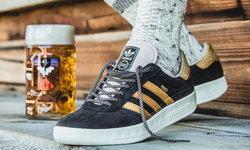 Adidas ออกรองเท้าป้องกันคราบเบียร์-อาเจียน