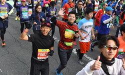 """เยือนมหกรรมงานวิ่งประจำปี """"Osaka Marathon 2017"""""""