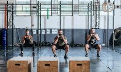 เพิ่มพลังเซ็กซ์ด้วยการออกกำลังกายแบบ CrossFit