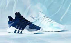Adidas x Parley รองเท้ารุ่นพิเศษผลิตจากขยะในท้องทะเล ขายได้เกินเป้ามากกว่า 1 ล้านคู่