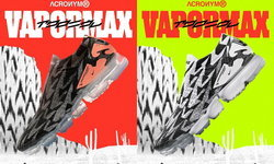 Nike Air Vapormax Moc 2 x Acronym รองเท้าที่จะทำให้คุณโดดเด่นในทุกสไตล์