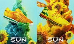Asics ออกรองเท้ารุ่นลิมิเต็ดครบรอบ 100 ปี ธีม Stand With The SUN