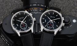 ครั้งแรกของ Leica กับการพัฒนานาฬิกาหรู