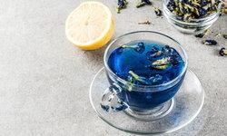 """""""ชาสีฟ้า"""" เครื่องดื่มชนิดใหม่ที่น่าลิ้มลอง"""