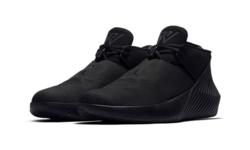 ดูดีทีเดียว Nike Jordan Why Not Zer0.1 รองเท้าบาสรูปโฉมสีดำล้วน