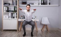 5 เทคนิคออกกำลังกายได้ง่ายๆ ในที่ทำงาน