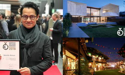 """จากเด็กสกลนครสู่สถาปนิกผู้พิชิตรางวัลระดับโลก """"หนุ่ย – รติวัฒน์ สุวรรณไตรย์"""""""