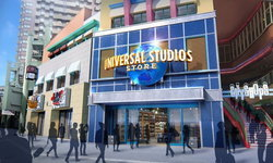 Universal Studio Japan เปิดศูนย์การค้าแห่งใหม่นอกสวนสนุก 20 ก.ค.นี้